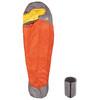 The North Face Lynx Sleeping Bag Regular Orange Rust/Zinc Grey